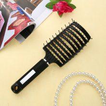Professional Big Bent Hair Brush
