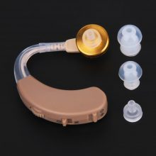 Adjustable Behind-Ear Sound Amplifier
